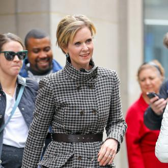 Cynthia Nixon wants Blair Underwood reunion