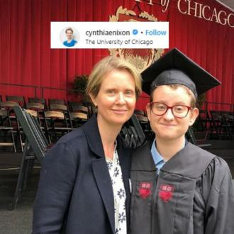 Cynthia Nixon's Transgender Child