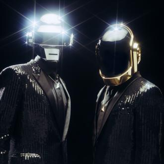 Daft Punk and Stevie Wonder team up for Grammy Awards