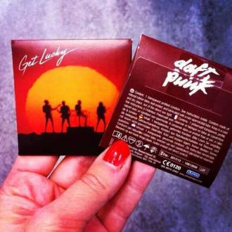 Daft Punk condoms to be released