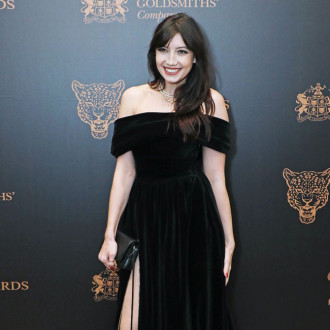 Daisy Lowe's interest in sustainable fashion