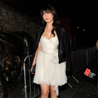 Daisy Lowe hates being called curvy