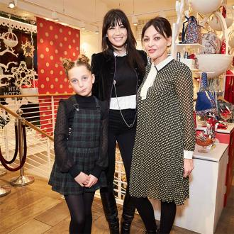 Daisy Lowe is all smiles as she attends Disney x Cath Kidston VIP launch event