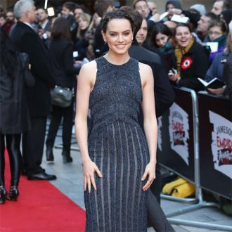 Daisy Ridley Is Envious Of Felicity Jones