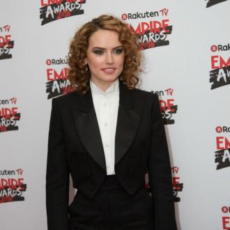 Daisy Ridley doesn't see herself as main Star Wars hero