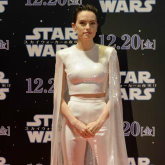 Daisy Ridley cried watching Star Wars: The Rise of Skywalker