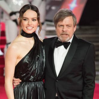 Mark Hamill Got 'Choked Up' Watching Late Carrie Fisher On Screen