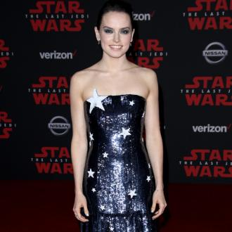 Daisy Ridley struggled to master her lightsaber