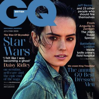 Daisy Ridley was 'a little skeleton'