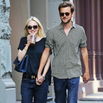 Dakota Fanning 'Super Happy' In Her Relationship