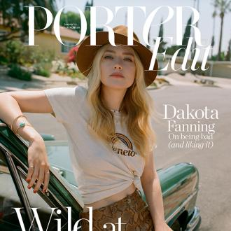 Dakota Fanning Under Pressure Growing Up In Spotlight