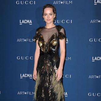Dakota Johnson says new Gucci perfume is like 'wearable art'