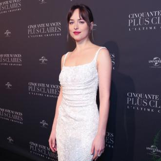 Dakota Johnson screens Suspiria for Quentin Tarantino