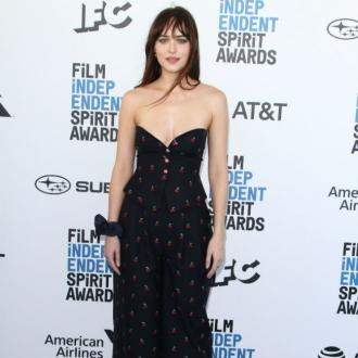 Dakota Johnson content to be private person
