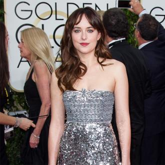 Oscars A Family Affair For Dakota Johnson