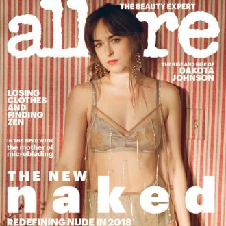 Dakota Johnson felt 'exposed' by fame