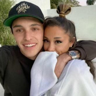 Ariana Grande makes Dalton Gomez romance Instagram official