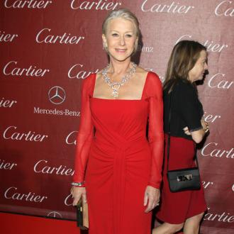 Dame Helen Mirren thinks marrying later is a good idea