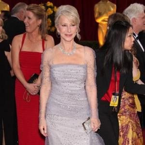 Helen Mirren's Animated Struggle