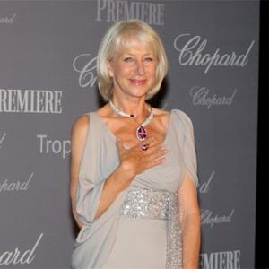 Helen Mirren 'Terrified' To Work With Russell