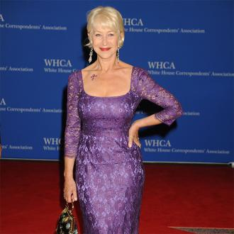 Dame Helen Mirren didn't 'rush to get married'