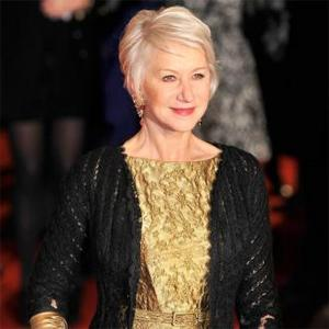 Helen Mirren's Stately Plans