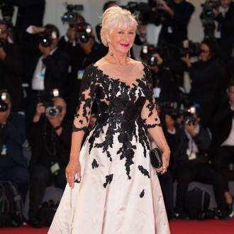 Dame Helen Mirren says men exposed themselves to her