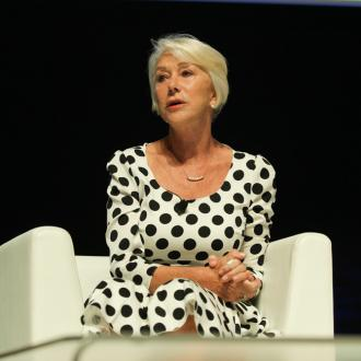 Helen Mirren isn't always confident