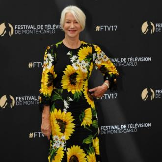 Dame Helen Mirren wants to grow old 'disgracefully'