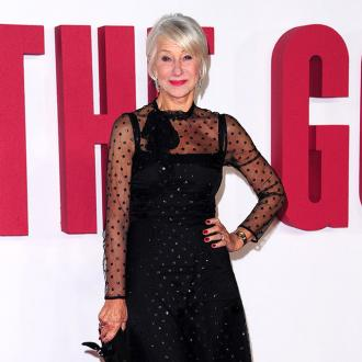 Dame Helen Mirren slams lack of awards diversity