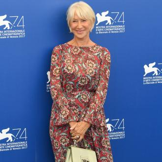 Dame Helen Mirren enjoyed home comforts in lockdown