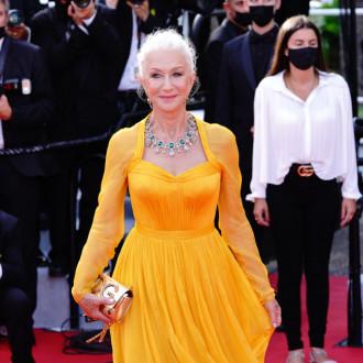 Dame Helen Mirren needs comfort to be glamorous