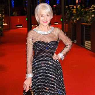Helen Mirren loves the 'chaos' of the runway