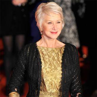 Helen Mirren 'Hopeless' At Voice Acting