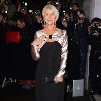 Dame Helen Mirren Wins Glamour Icon Award