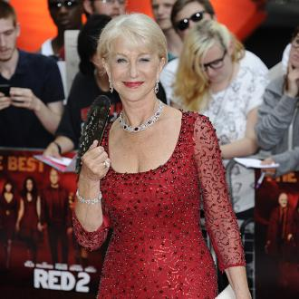 Helen Mirren: Playing Queen Elizabeth tougher than RED