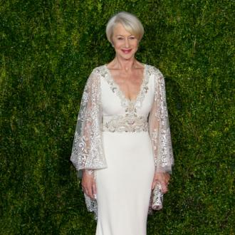 Dame Hellen Mirren Handed First Tony Award