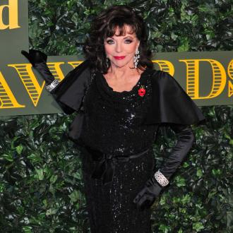 Dame Joan Collins Wants More Films For Older Viewers