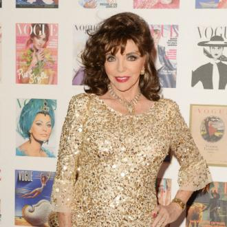 Dame Joan Collins: 'I Only Get Offered Roles After Judi Dench And Maggie Smith Reject Them'