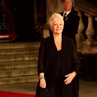 Dame Judi Dench swore at paramedic
