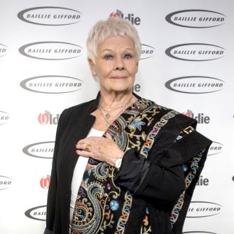 Dame Judi Dench: I'm at home on the stage
