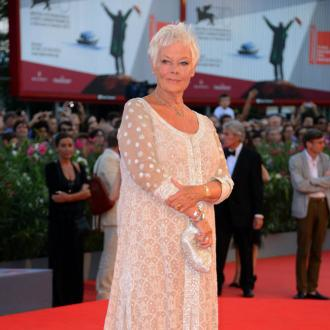 Dame Judi Dench Struggles With Her Sight
