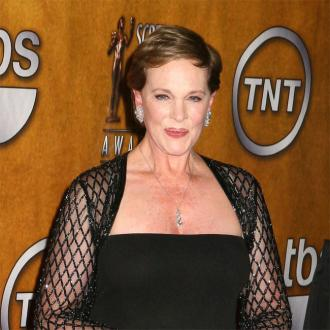 Dame Julie Andrews was offered cocaine by 'curious' party hosts