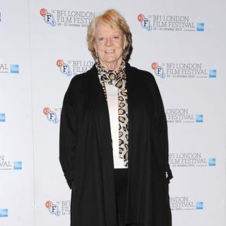 Dame Maggie Smith: 'I Don't Watch Downton Abbey'