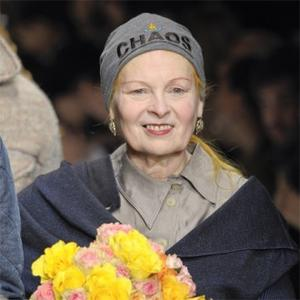 Vivienne Westwood Encourages Sensible Shopping