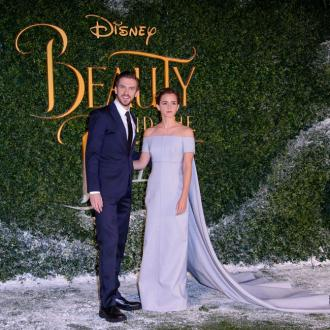 Dan Stevens' daughter designs Emma Watson's Beauty and the Beast dress