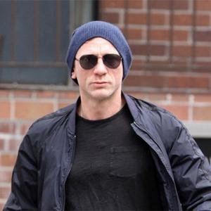 Scrawny Daniel Craig