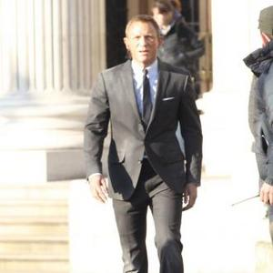 James Bond Shot In Skyfall Trailer?