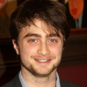 Daniel Radcliffe Attending National Movie Awards