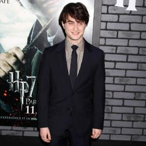 Daniel Radcliffe Is Britain's Youngest Rich Star